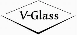 V-Glass Logo