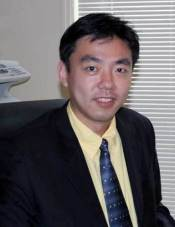 Xudong Wang Headshot